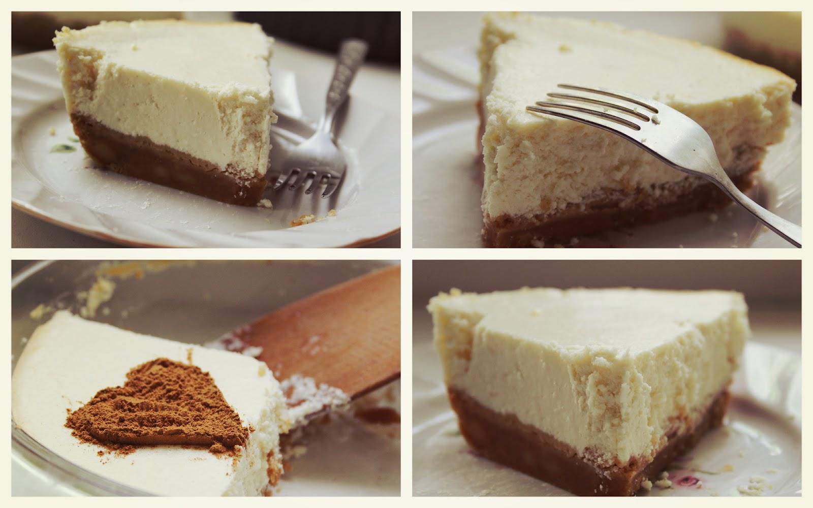 Торт а-ля чизкейк