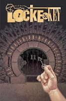 Locke & Key Alpha and Omega, Joe Hill and Gabriel Rodriguez cover