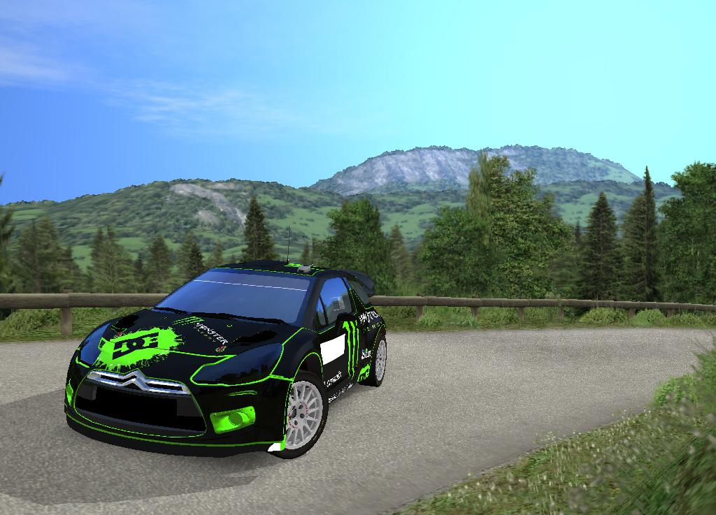 Ayuda para encontrar Decoración Monster Citroën DS3 Rbr_004