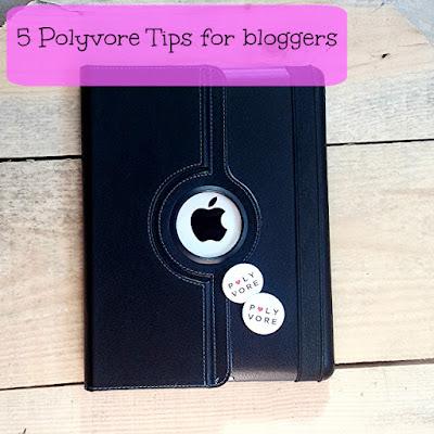 5 consejos y trucos para bloggers en Polyvore. 5 Polyvore Tips for bloggers.  #socialmedia #marketing #blogging
