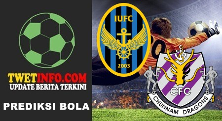 Prediksi Incheon United vs Jeonnam Dragons