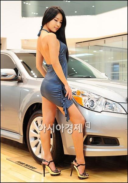 Asian Car Show Korean Car Show Girl Japanese Automotive Car On - Asian car show girls