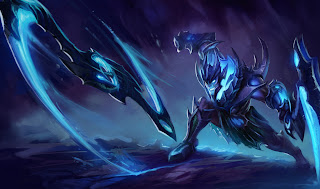 Soul Reaper Draven Skin