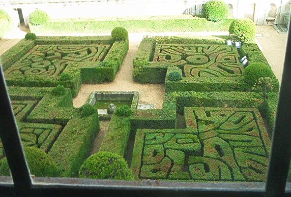 D ndole a la olla indicios destellos confusos y alg n for Jardin laberinto