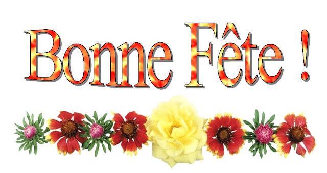 BONNE FETE Florence , MA CHIENNE DE VIE