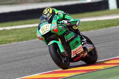 Rider Moto2 Andrea Iannone