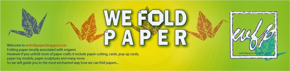We Fold Paper
