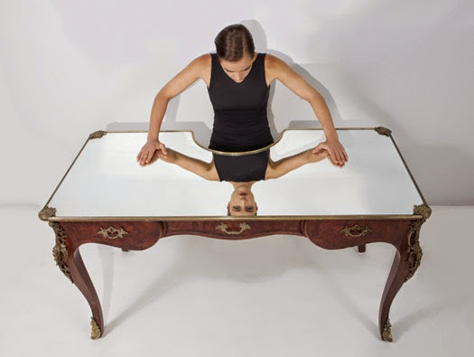 The Narcissus Desk