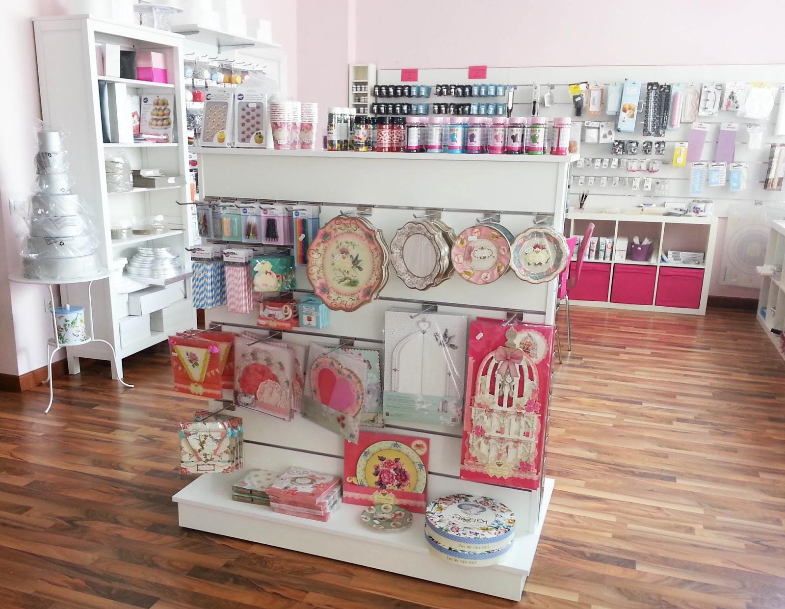 Harina y huevo nuestra tienda e 39 cakes - Decoracion de interiores vintage ...