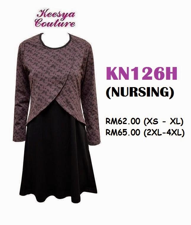 T-shirt-Muslimah-Keesya-KN126H