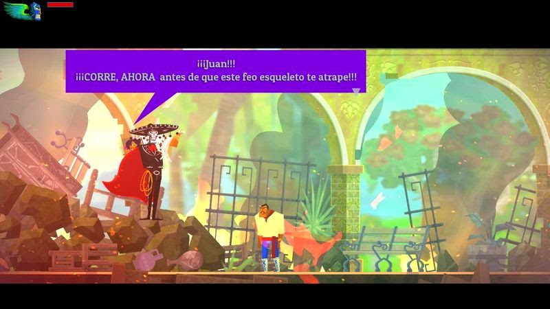 Guacamelee! Super Turbo Championship [MG]