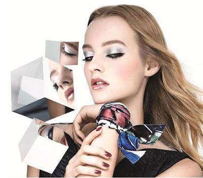 рекламный вижуал коллекции Dior Cosmopolite