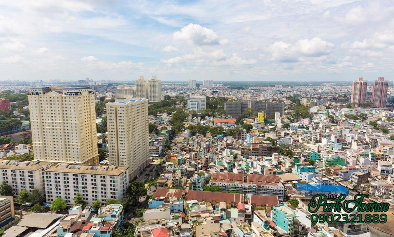 View thực tế Đông Nam