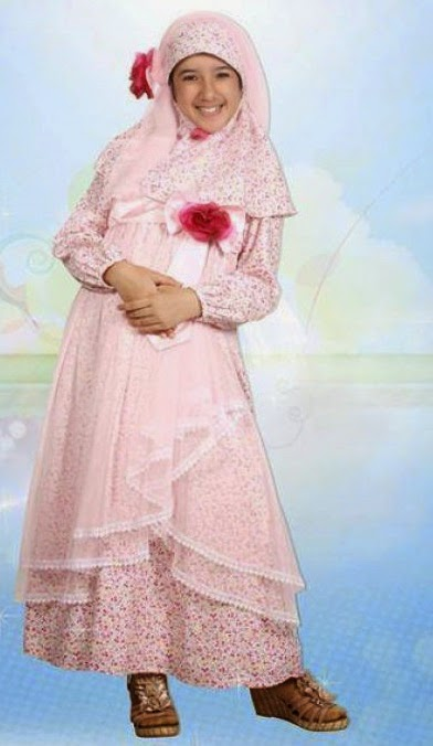 trend baju muslim anak