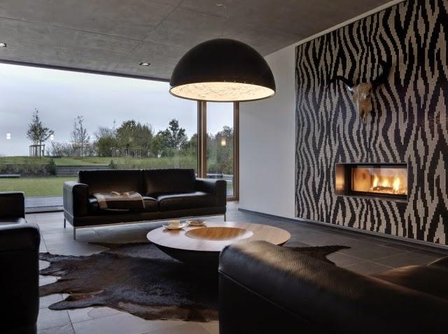 Estupendas salas modernas colores en casa for Pintado de salas pequenas