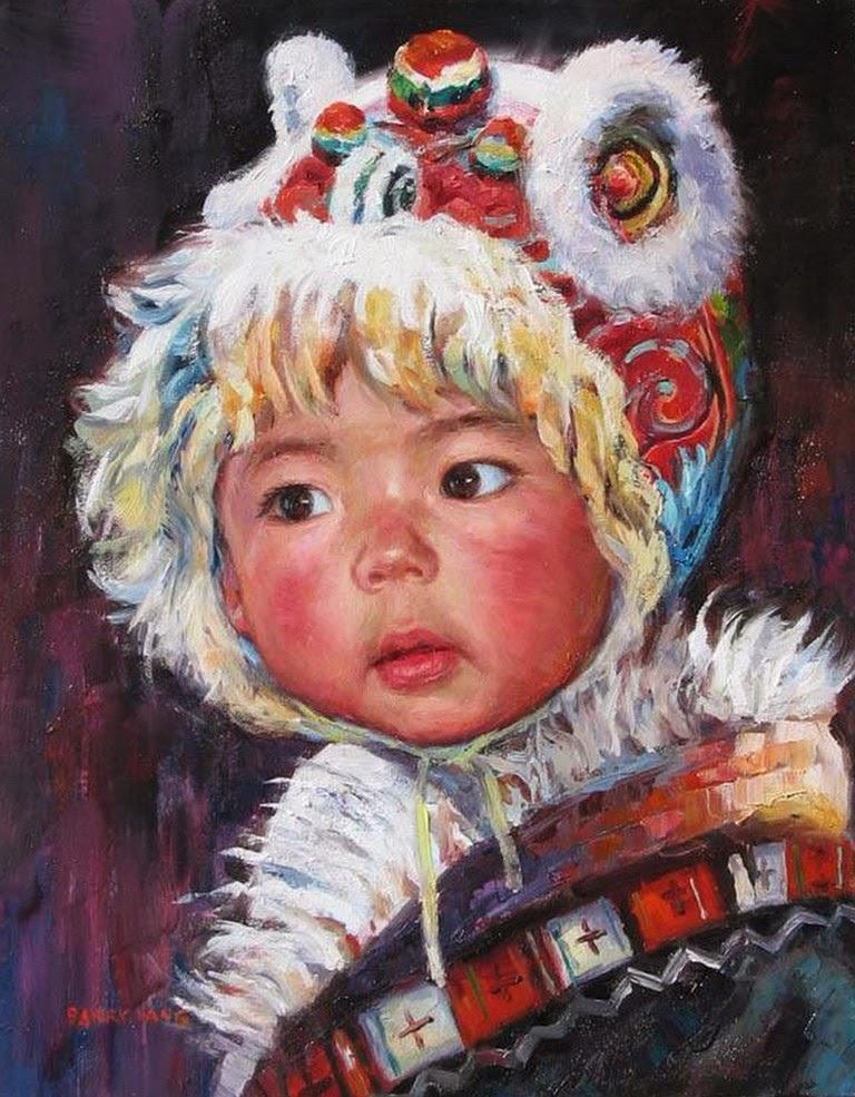 retratos-niños