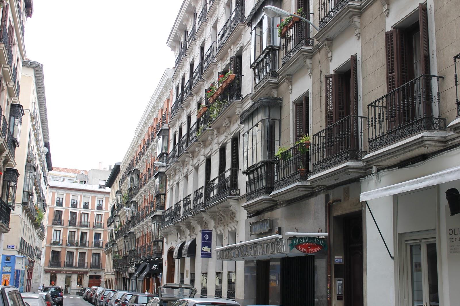 Manuelblas madrid ins lito callejero de madrid 6 calle for Calle prado 8 madrid