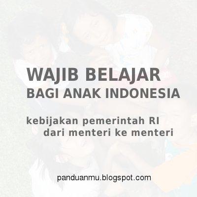 Program Wajib Belajar Indonesia Raya