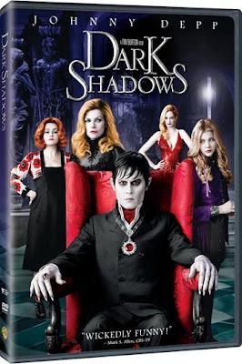 Dark Shadows DVDR NTSC Full Latino 2012