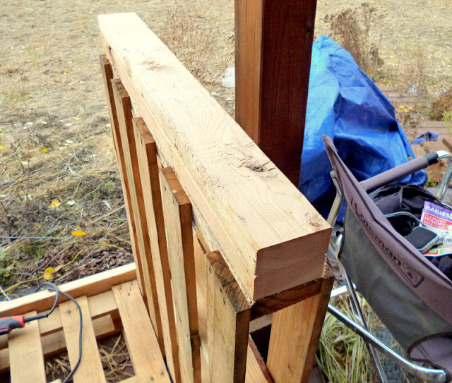 how to make a saddle rack out of 2x4