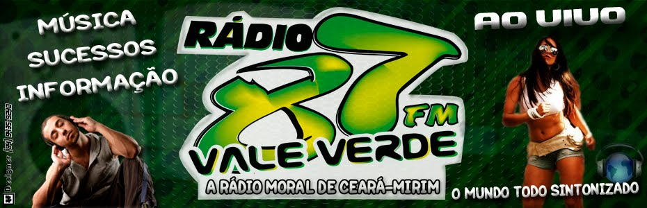 (((87 FM VALE VERDE)))