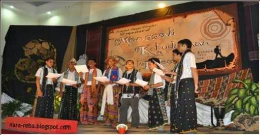 Lirik Lagu Daerah Manggarai