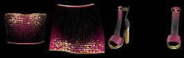 Stardoll Free Cheats 300 Million Top, Skirt and Heels
