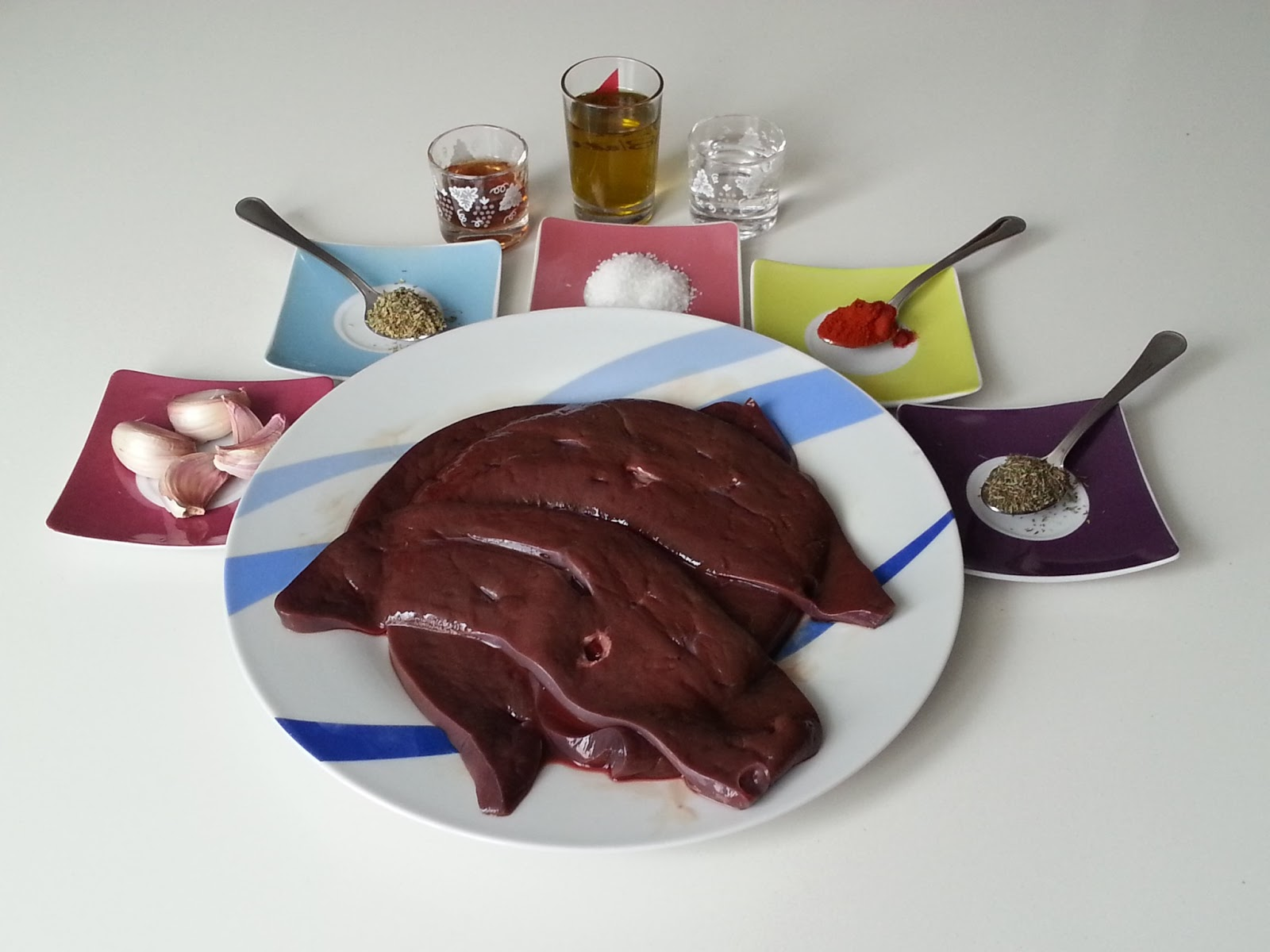 Recetas y a cocinar se ha dicho carajacas o higado for Cocinar higado de ternera