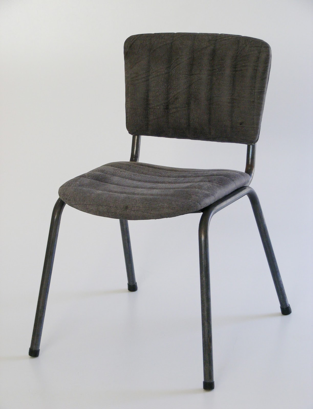 Based On The Old School Chair Design, These Miyabi Chairs Now Come Covered  In Padded Leather. Super Comfy And Very Handsome!