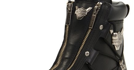 Harley Davidson Boots Harley Davidson Boots Mens Brake Light Riding Boot