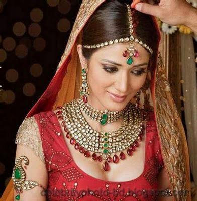 Beautiful+BANGLADESHI+BRIDE+WITH+GORGEOUS+MAKE UP+Photos+Collection016