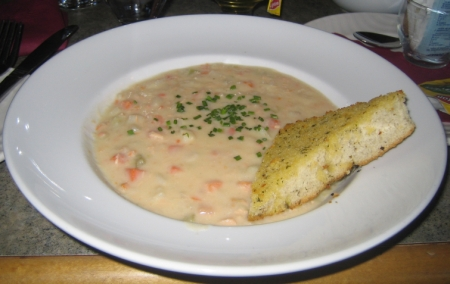 Salmon Chowder Soup Recipe