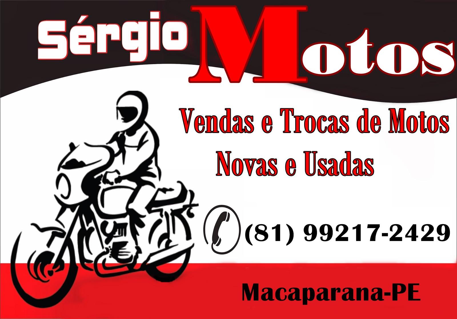 SÉRGIO MOTOS