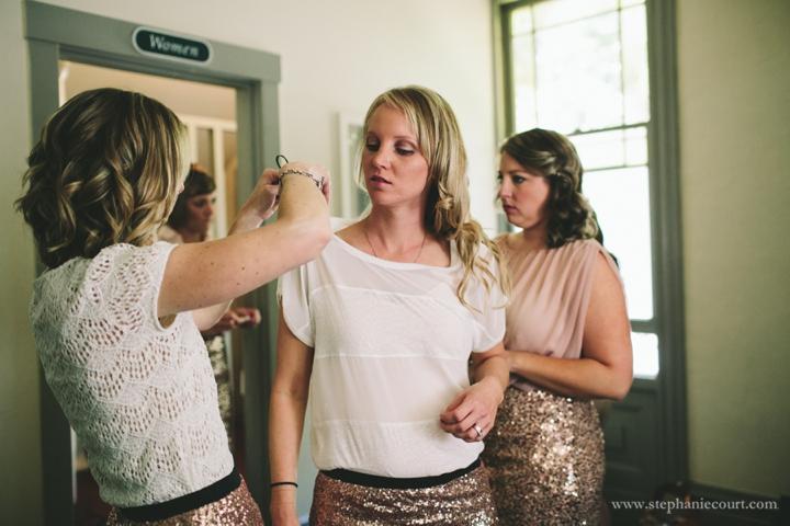 stern grove wedding photos