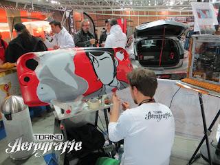 Torino Aerografie - warboy