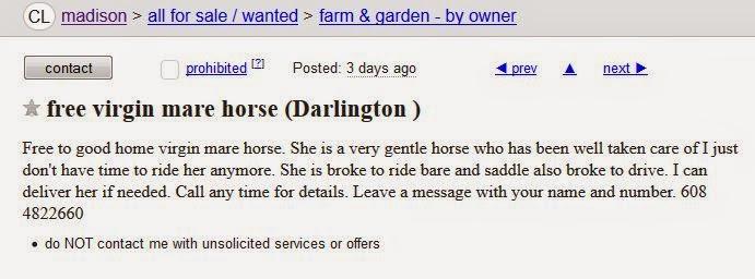 North Horse 09 16 14