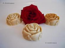 Sapun natural hipoalergenic Venusiana cu Iasomie si Trandafir