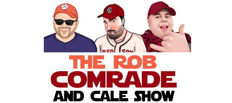 The Rob, Comrade and Cale Show