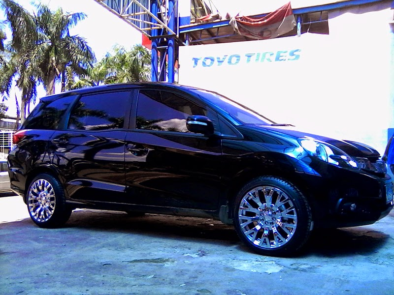 modifikasi honda mobilio