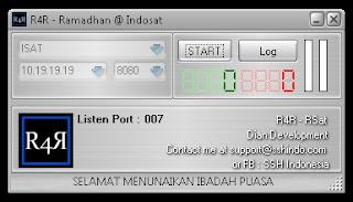 Inject Indosat R4R Ramadhan 14 Juli 2015