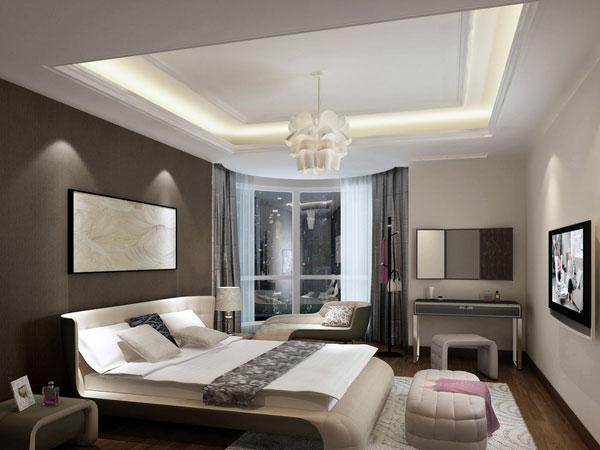 belle chambre moderne décoration  idées déco moderne