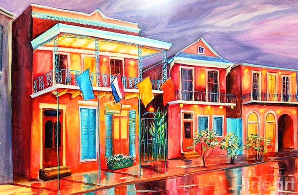Cuadros modernos pinturas y dibujos acuarelas modernas - Cuadros para casas modernas ...