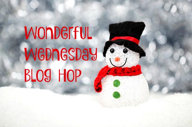 Wonderful Wednesday Blog Hop #43