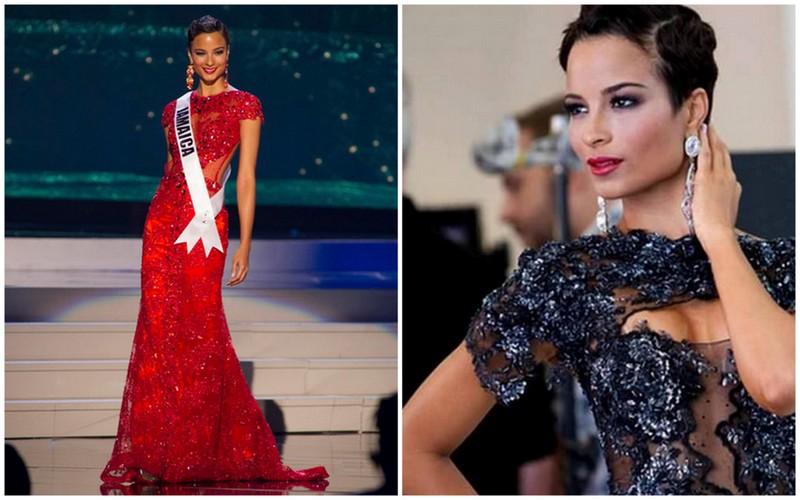 Miss Universo 2015, Miss Jamaica 2015, Miss de Cabelos Curtos