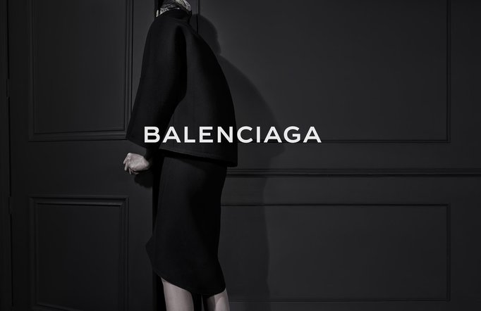 Balenciaga Fall-Winter 2013-2014 Campaign