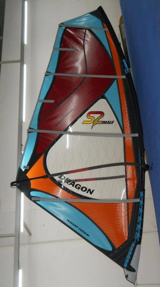 Average Joe Windsurfer Blog This Is How A Sail Should Be Presented