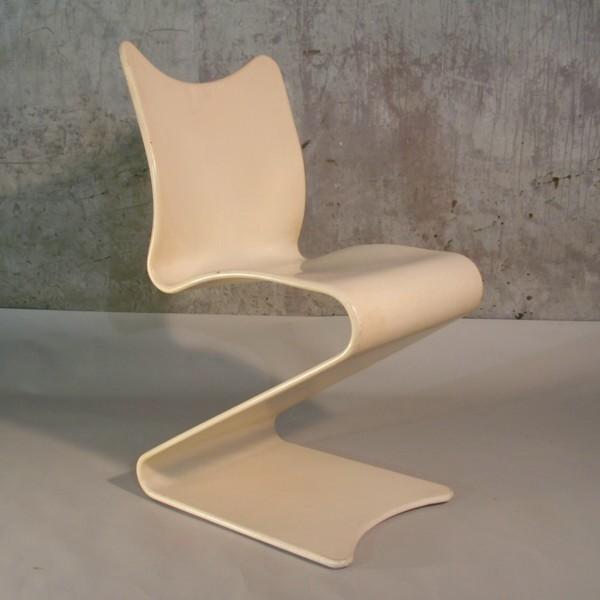 wunderkammer el objeto de la semana s chair modelo 275 de verner panton das objekt der. Black Bedroom Furniture Sets. Home Design Ideas