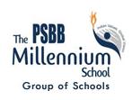 PSBB Millennium School Gerugambakkam Logo