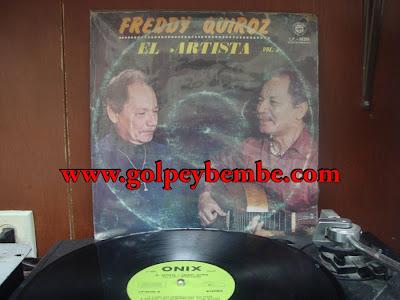 Freddy Quiroz - El Artista