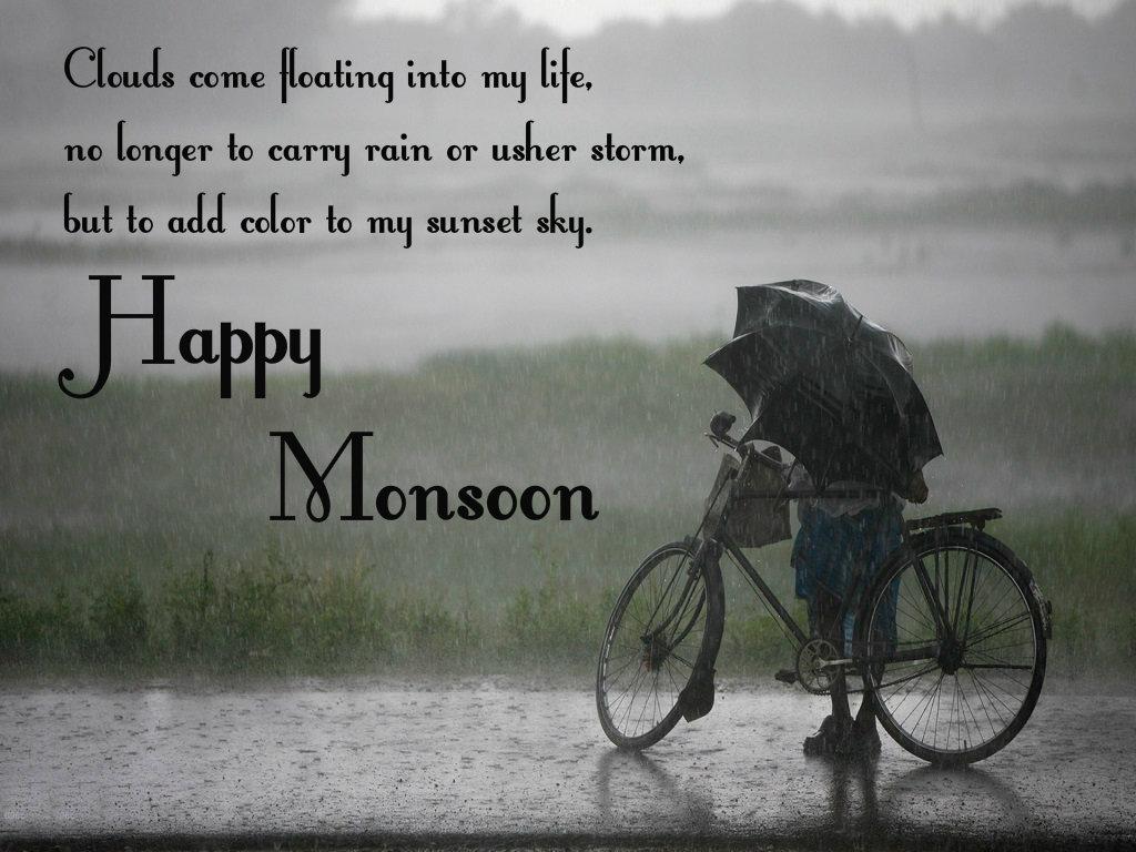 Lovely Monsoon Nature Photos For Best Friends Festival